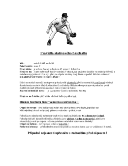 Pravidla - formát PDF