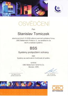 OBO Bettermann - systémy protipožární ochrany