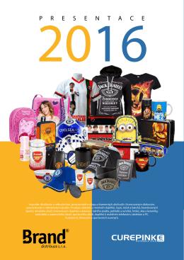 prezentace výrobků, produktů a licencí 2015
