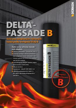 DELTA®-FASSADE B