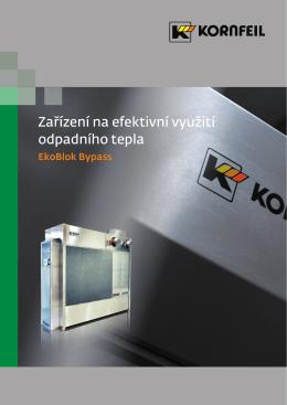 Zařízení na efektivní využití odpadního tepla