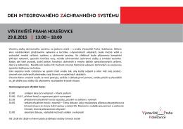 Program IZS pro hosty