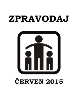 ČERVEN 2015 - Asociace rodičů a přátel zdravotně postižených dětí