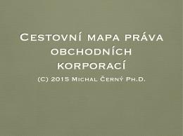 (C) 2015 Michal Černý Ph.D.