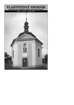 číslo 4 / 2015 - Muzeum Mariánská Týnice