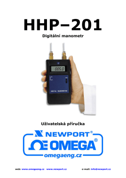 HHP-201 - JAKAR Electronics