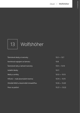 13 Wolfshöher
