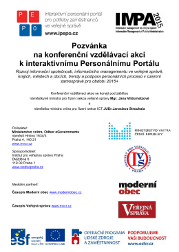 Brno - Institut pro veřejnou správu Praha