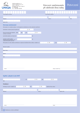 5241/1 Potvrzení zaměstnavatele při ošetřování člena rodiny