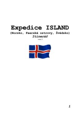 Expedice ISLAND