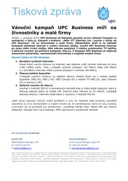 Tisková zpráva ke stažení (PDF dokument 47.5kB)