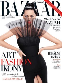 Harper`s Bazaar o Mánesce