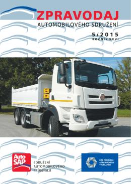 ZAS_5-2015 - Sdružení automobilového průmyslu