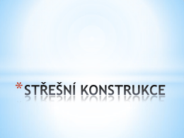 UVOD+PLOCHE STRECHY autor Laitkepova