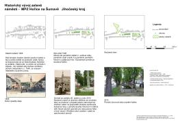 Náměstí (PDF, velikost 0,8 MB) - Zeleň městských památkových zón
