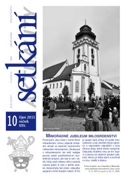 Setkání 10/2015 - Biskupství českobudějovické