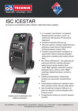 ISC ICESTAR - AD Technik sro