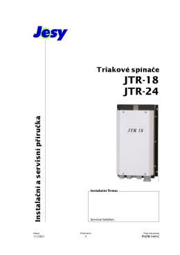 JTR-18 JTR-24