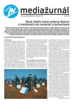 tímto - Mediažurnál