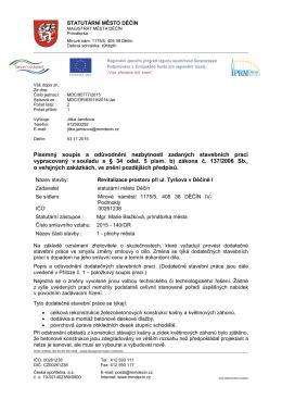 95777_oduvodneni_Tyrsova_Billa  - E-ZAK Děčín