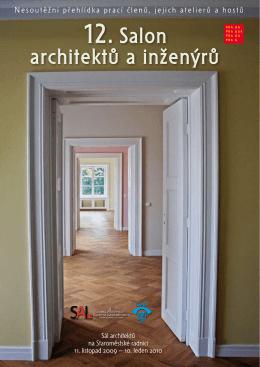 12. Salon architektů a inženýrů