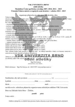 Leták - ZŠ Brno, Otevřená