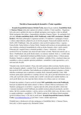 Příloha - Krajská hospodářská komora Střední Čechy