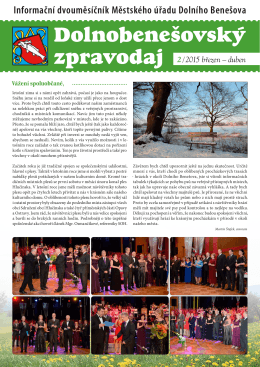 Dolní Benešov - Informační centrum Hlučín