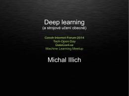 Slidy - Machine Learning Meetups