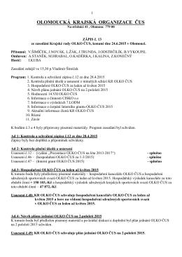 Adobe Reader PDF - Olomoucká krajská organizace ČUS