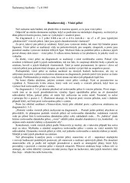Bondarevskij – Visící pěšci
