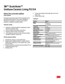 3M™ Scotchkote™ Urethane Ceramic Lining FG 514