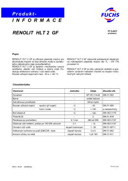 Renolit HLT 2 GF