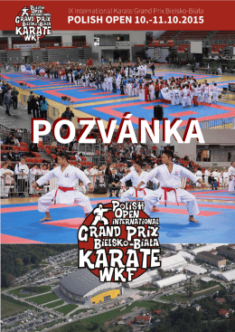POLISH OPEN: Grand prix Bielsko-Biala 2015