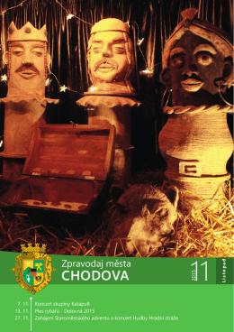 Listopad - KASS Chodov