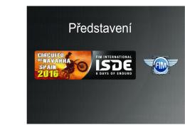 ISDE 2016 - základní informace