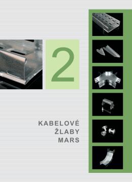 Kabelové žlaby MARS