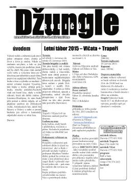 Tabor2015 - 22. středisko Junáka Brno