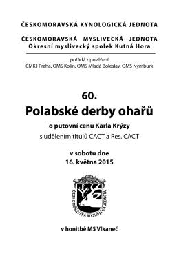 Polabské derby ohařů