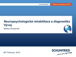 Mag. Markus Kempinski (Schuhfried GmbH)