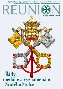 Řády, medaile a vyznamenání Svatého Stolce