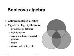 02 booleova algebra Size: 1.13mb Last modified