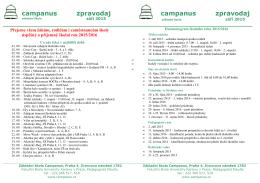 září 2015 - ZŠ Campanus