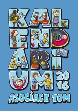 Kalendárium 2016 - Asociace TOM – Pro členy