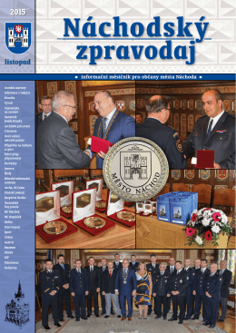 listopad 2015 - Náchodský zpravodaj duben 2014