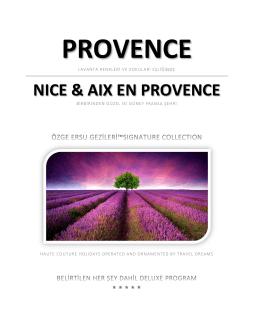 provence - Özge Ersu