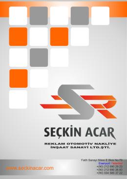 www.seckinacar.com