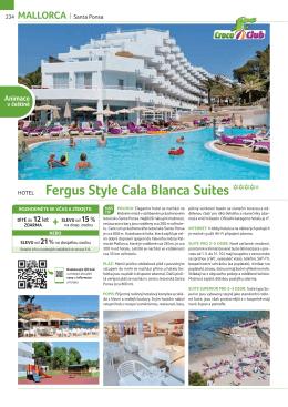Fergus Style Cala Blanca Suites *****