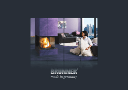 BRUNNER made in Germany