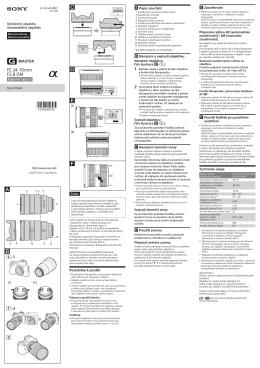 Page 1 –1 (1) (2) –2 (1) (2) FE 70 35 50 35 50 70 24 LOCK FE FE 35